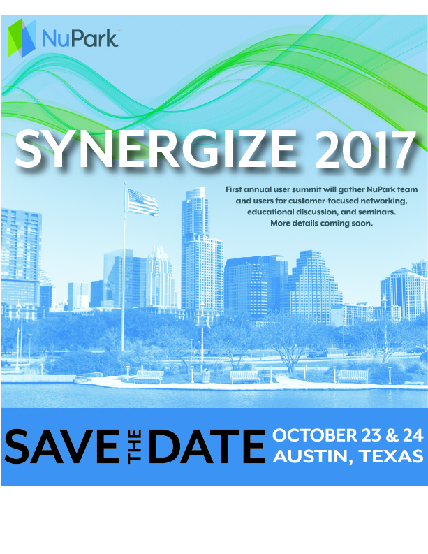 NuPark Synergize 2017